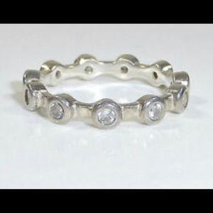 Silpada stackable rings